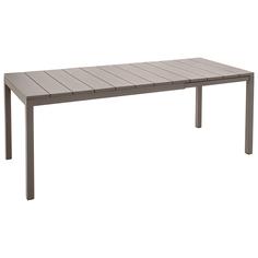 Стол Nardi Rio 140/210 серый (4835910000)