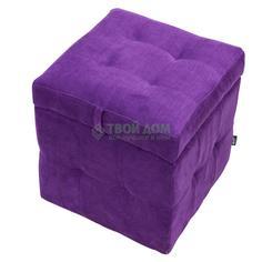 Пуфик Stol.com Куб с ящиком кат. 7