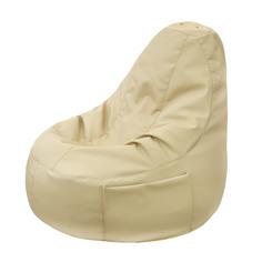 Кресло-мешок Dreambag comfort creme экокожа