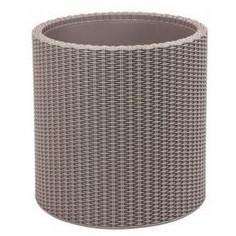 Кашпо M Cylinder Planter Keter