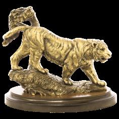 Скульптура Тигр Bogacho