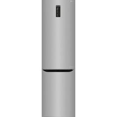 Холодильник LG GW-B499SMFZ серебристый