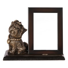 Подставка под фото леди йо сувенир Bogacho 23091/ 4627145740262