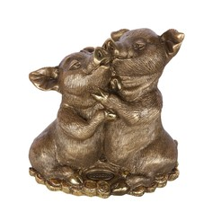 Love story-скульптура Bogacho