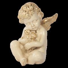 Ангел с кроликом скульптура 22165. 2300072450016 Bogacho