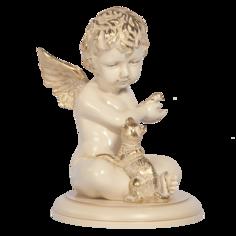 Ангел 17 скульптура 22172. 2300072490012 Bogacho