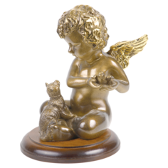Ангел 17 скульптура 22172. 2300003670018 Bogacho