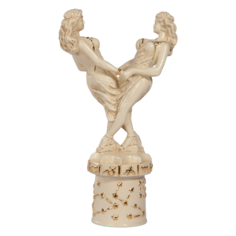 Знак зодиака близнецы скульптура 22001. 2300142750015 Bogacho