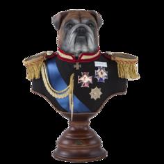 Генерал раевский скульптура бюст Bogacho