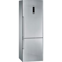Холодильник Siemens KG49NAI22R Silver