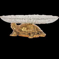 Фруктовница-конфетница черепаха - 4 52008. 2300137560018 Bogacho