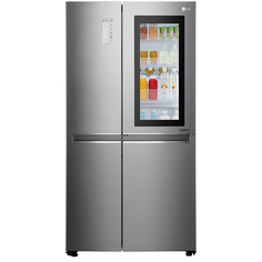Холодильник LG GC-Q247CABV Silver