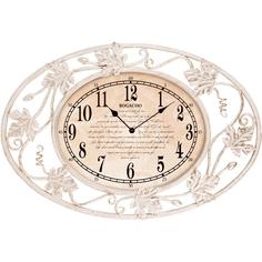 Часы настенные Bogacho Первое свидание (эллипс)