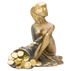 Скульптура Фортуна-4 Bogacho