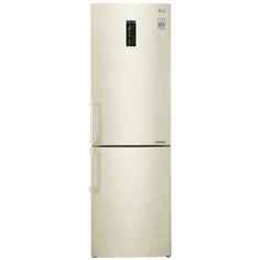 Холодильник LG GA-B449YEQZ Beige