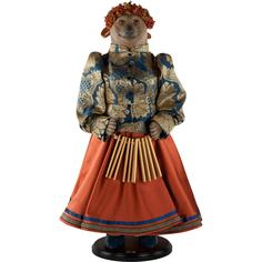 Медведица Надежда Васильевна - коллекционная кукла Bogacho