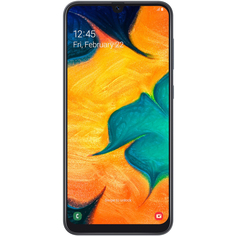 Смартфон Samsung Galaxy A30 Black