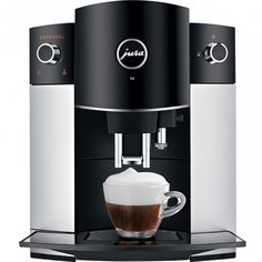 Кофемашина Jura D6 Platin EU 15181