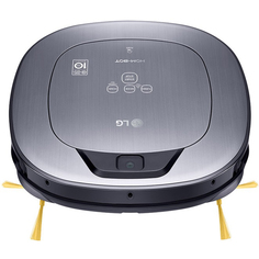 Пылесос LG VR6570LVMB Grey