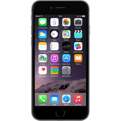Смартфон Apple iPhone 6 32GB Space Grey MQ3D2RU/A