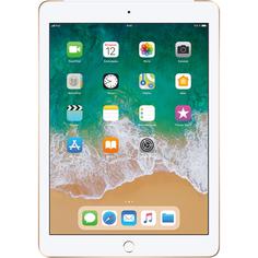 Планшет Apple iPad 9.7 2018 32Gb Wi-Fi+Cellular Gold