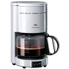 Кофеварка Braun 4069-KF47/1 White
