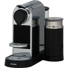 Кофемашина Nespresso Bork C533 Citiz and Milk Chrome