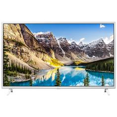 Телевизор LG 43UJ639V White