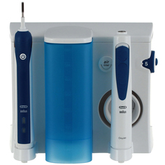 Электрический зубной центр Braun Oral-B Professional Care OC20.535.3X White/Blue