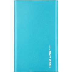 Внешний аккумулятор Red Line J01 4000 mAh Blue