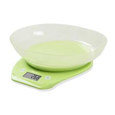 Весы кухонные электронные 22x21x6,6 см с чашей Fissman