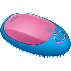 Стайлер для распутывания волос с ионизацией Beurer HT10 blue-pink