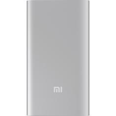 Внешний аккумулятор Xiaomi Mi Power Bank 5000 mAh Silver