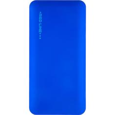 Внешний аккумулятор Red Line X-100BD Quick Charge 3.0 8000 мАч синий