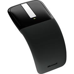 Мышь беспроводная Microsoft Arc Touch Black