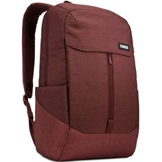Рюкзак Thule Lithos 20L Backpack Dark Burgundy
