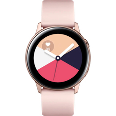 Умные часы Samsung Galaxy Watch Active Нежная пудра