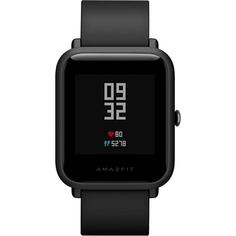 Умные часы Xiaomi Amazfit BIP черный