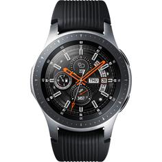 Умные часы Samsung Galaxy Watch 46 мм SM-R800 серебристая сталь