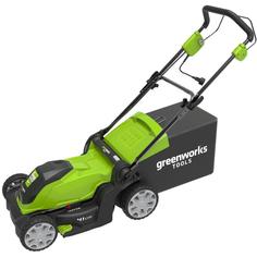 Газонокосилка Greenworks GLM1241