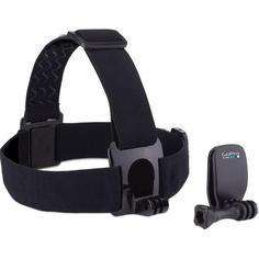 Набор креплений GoPro Head Strap+QuickClip ACHOM-001