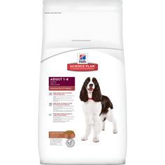 Корм для собак HILLS Science Plan Adult Advanced Fitness с ягненком и рисом 12 кг
