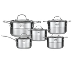 Набор посуды Gipfel Gala 10 предметов