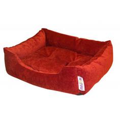 Лежак для животных MAJOR Colour 70см коричневый
