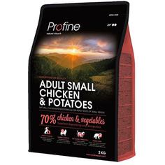Корм для собак Profine Adult Small для мелких пород, курица, картофель, 2 кг