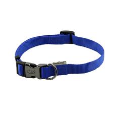 Ошейник для собак GREAT&SMALL 20x350-550мм Нейлон синий