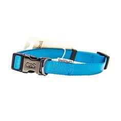 Ошейник для собак GREAT&SMALL 20x350-550мм Нейлон голубой