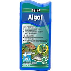 Препарат для аквариума JBL Algol Для эффективной борьбы с водорослями 100мл