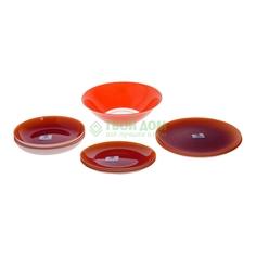 Набор посуды Luminarc Honey Fizz 19 предметов 6 персон