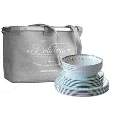 Набор посуды Marine Business Toscana Pretty 36 предметов